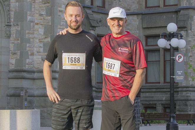 ASO Marathon Chris Dennis