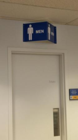 La toilette publique