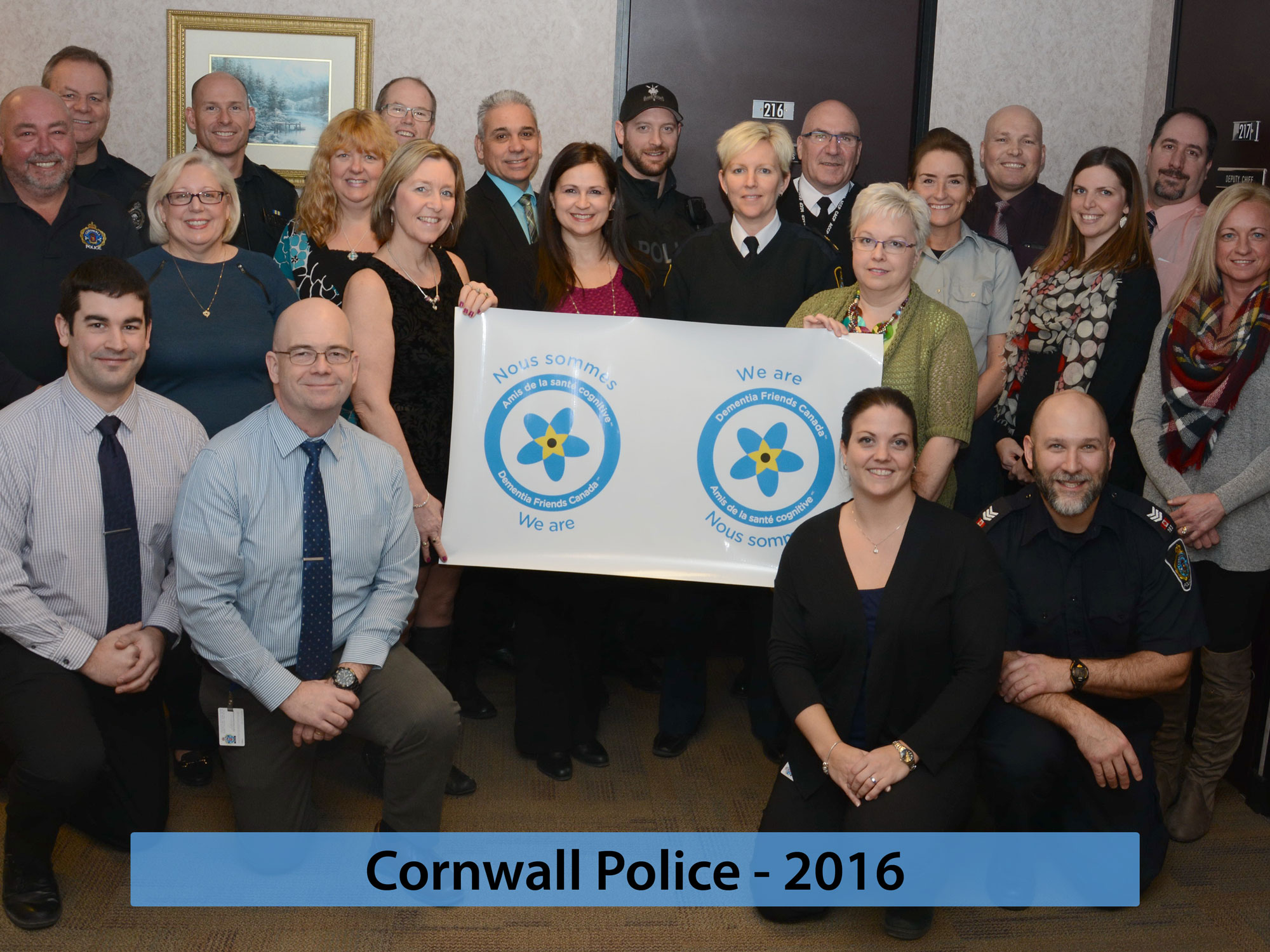 Cornwall Police are Dementia Friends