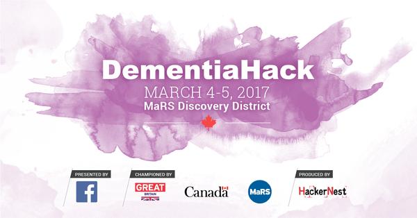 Dementia Hack 2017