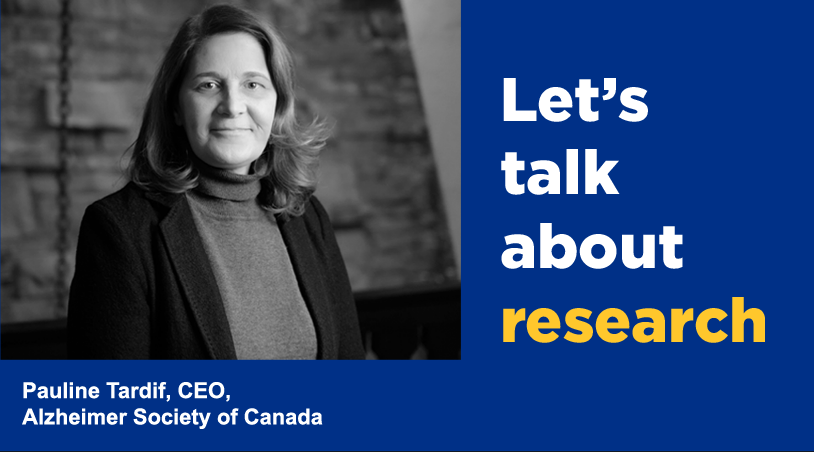 Let's talk about research