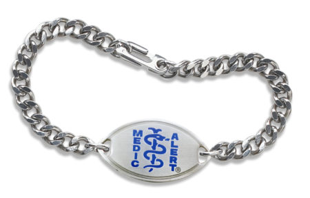 Bracelet MedicAlert Secu-Retour
