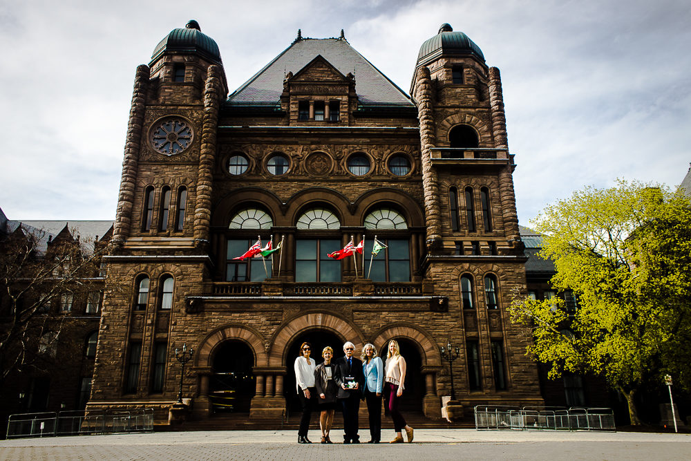 Ontario Dementia Strategy at Parliament Hill