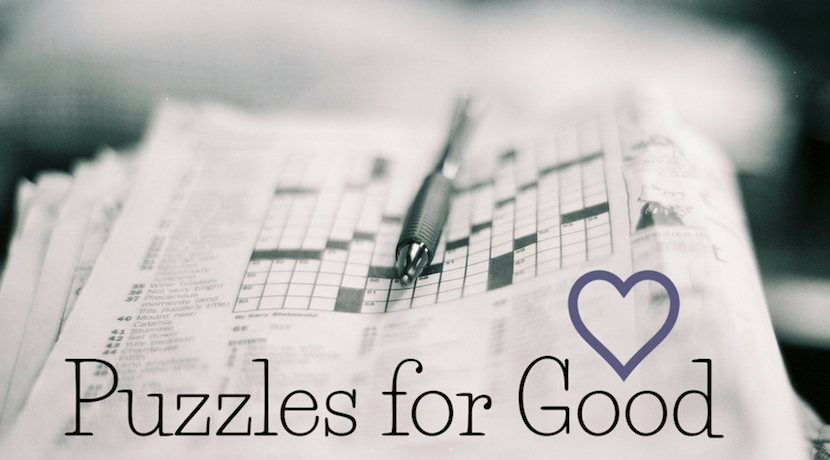 Puzzles for Good